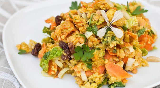 Vednesday #86 | Orientalischer Salat