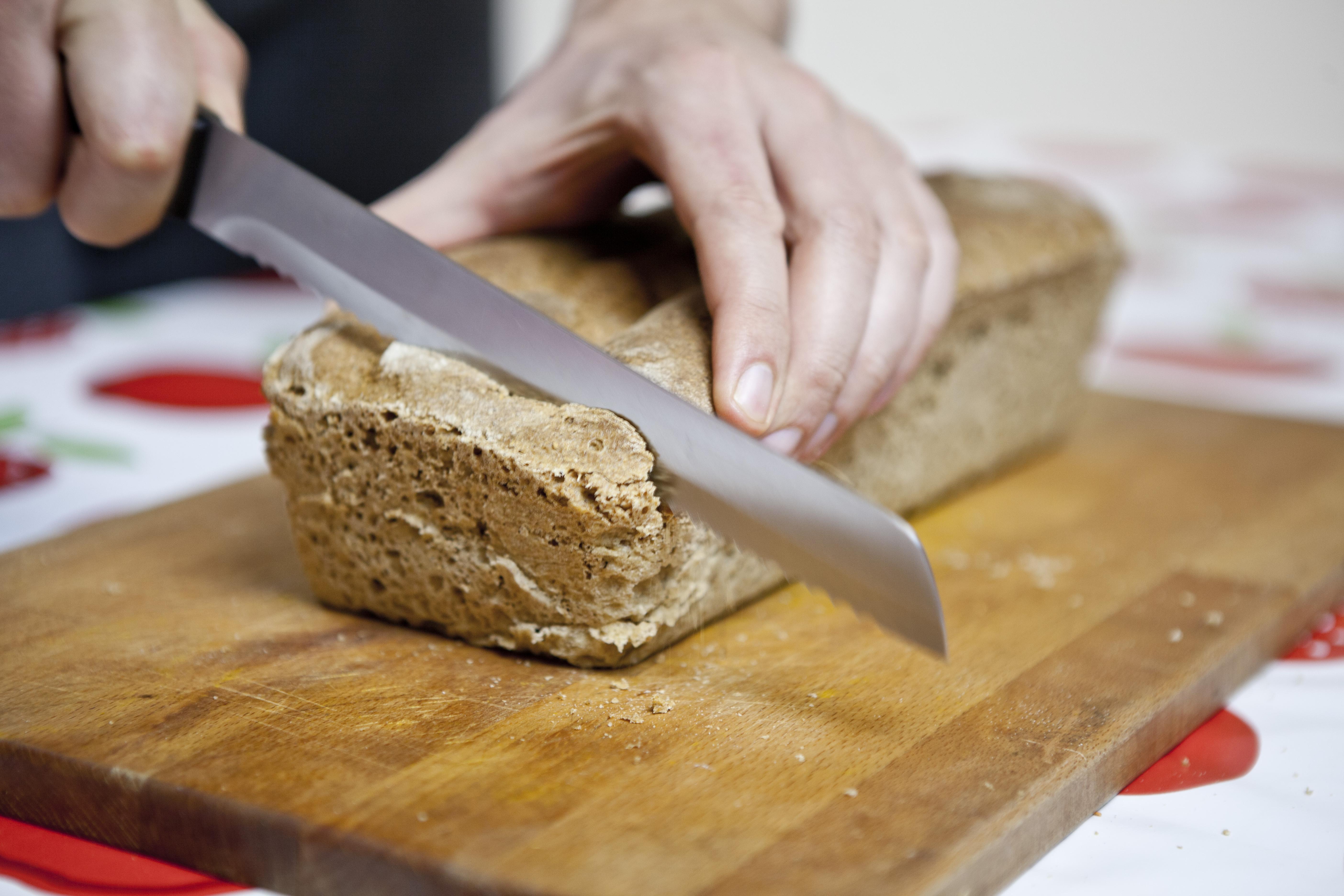 Brot selber backen   Rezept - Selbstversorgung im ...