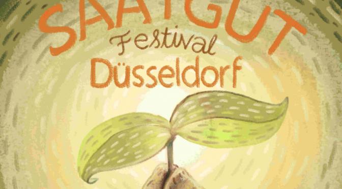 Saatgutfestival in Düsseldorf | 12.3.16