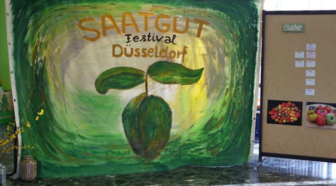 Saatgutfestival 2017 in Düsseldorf