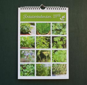 Kräuterkalender 2019