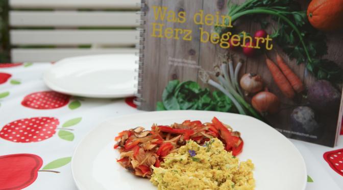 Rohkostküche mit Blumenkohl, nordischroh.com