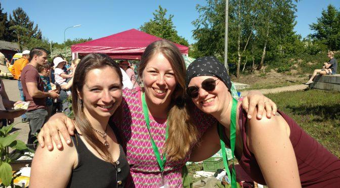 Blog #gyt2018 Gartenyoutubertreffen in Erftstadt