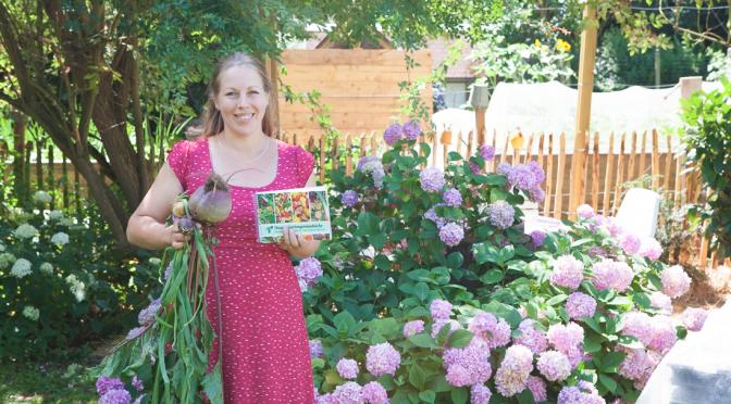 Gartenrundgang Juli