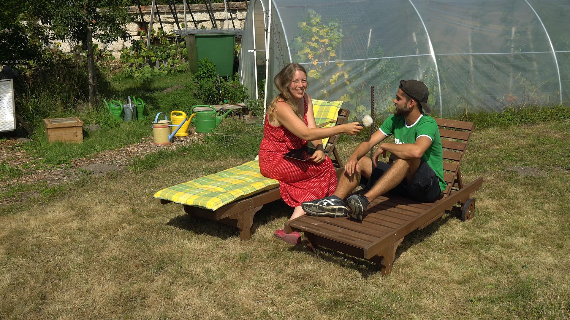 Gartenyoutuber im Interview