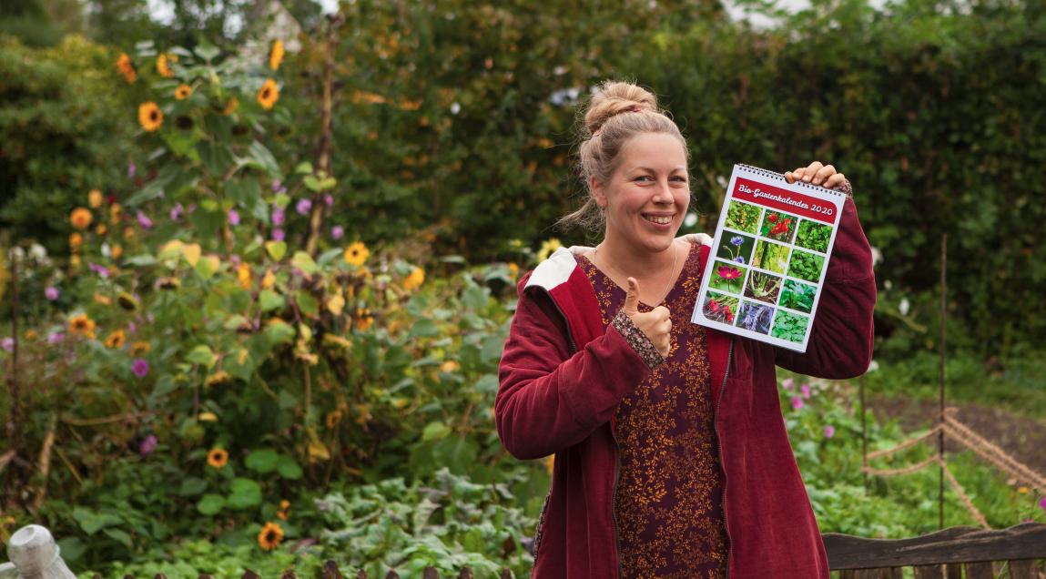 Bio-Garten-Kalender