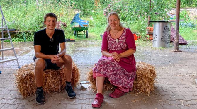 Saatgutvermehrung, Interview mit Nils