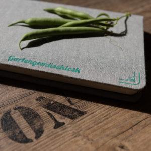 Notizbuch für den Garten