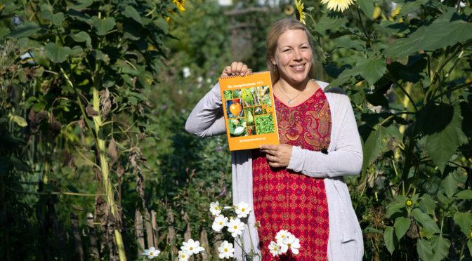 Gemüsegarten im September, GRG